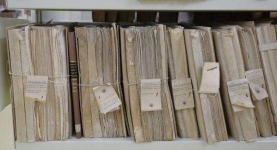 Destrucción de Documentos en la oficina